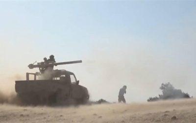 مأرب: قوات الجيش تحرر مواقع مهمة في جبهة رحبة
